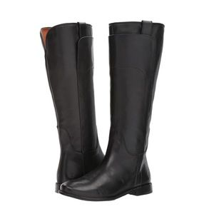 Frye Paige Tall Riding Boots in Black [Size 7]